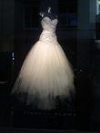 Robe de mariée d'occasion du créateur Frédéric ALZRA collection 2012