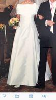 Robe de mariée soie sauvage - Occasion du Mariage