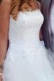 Robe leante de pronovias - Occasion du Mariage