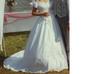 Magnifique robe de mariée avec traine - Occasion du Mariage