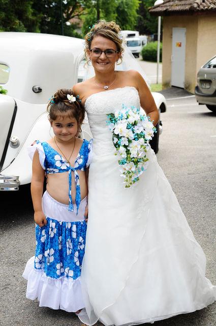 robe de mariée 38/40 - Isère
