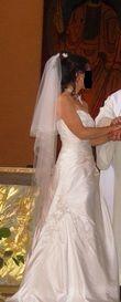 Voile perlé - Occasion du Mariage