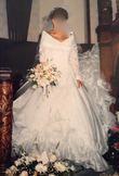 Superbe robe de mariée T36 - Occasion du Mariage