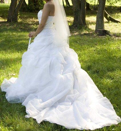 Robe de mariée Saint Germain haut de gamme