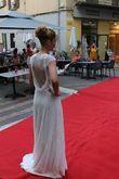 Robe de mariée création Magalie rené bois neuf - Occasion du Mariage