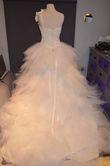 Robe de mariée bustier neuve pas cher à Paris 2012- Occasion du Mariage