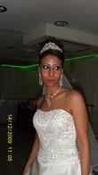 Robe de mariée pas cher Prestige 2012 - Occasion du mariage