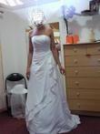 Robe de mariée pas cher et neuve jamais portée en Lorraine 2012 - Occasion du mariage