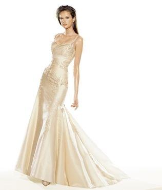Robe de mariée pas cher neuve de LA SPOSA. Modèle Salome - Occasion du mariage