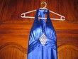 Robe soirée longue Bleu - Occasion du Mariage