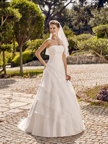 Robe de mariée modèle Riyad - Savoie