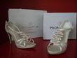 Chaussures neuves Pronuptia - Occasion du Mariage