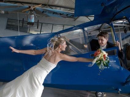 Accessoire cheveux ornés de plumes, Etat neuf, ILO49 pour mariage