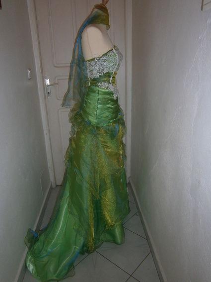 Robe de cérémonie pas cher idéale mariage en Guadeloupe - Occasion du Mariage