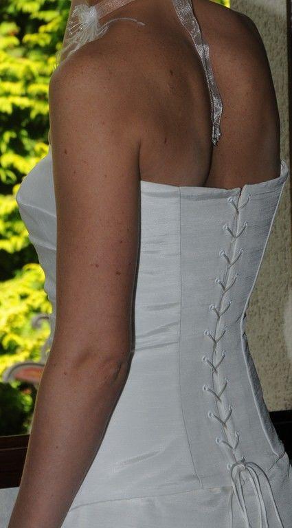 Robe de mariée pas cher de marque Eponyme T36/38 - Occasion du mariage
