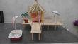 Paillotte table urne - Occasion du Mariage