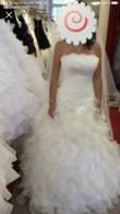 Robe de mariée avec accessoires  - Occasion du Mariage