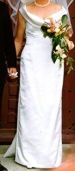 Robe fourreau Pronuptia T.40 - Occasion du Mariage