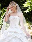 Magnifique robe ivoire  - Seine Maritime