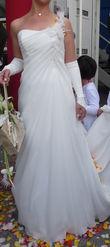 Robe légère allure Pronuptia - Occasion du Mariage