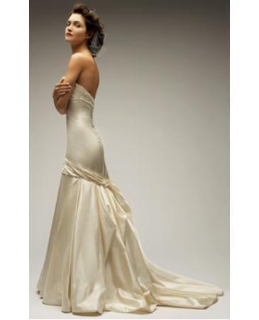 Robe de mariée Melissa sweet Lia ou Marisa 726 en satin de duchesse