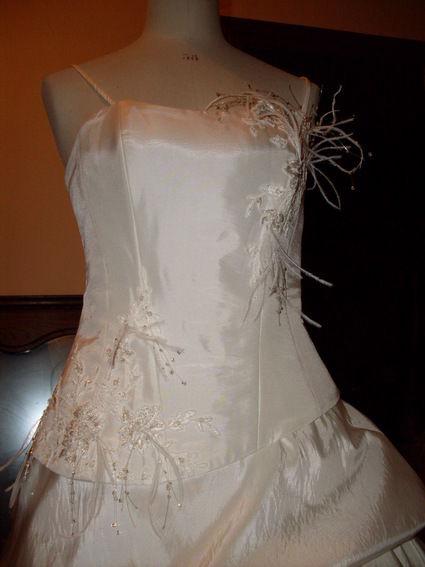 Robe de mariée neuve pas cher - Occasion du Mariage