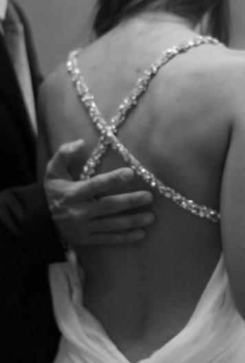 Robe de mariée d'occasion Jenny Packham en soie sur Paris 2012 - Occasion du Mariage