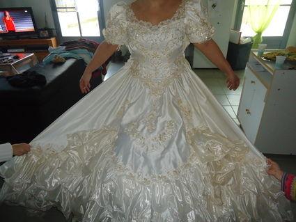 Robe de mariée Pronuptia d'occasion taille 40