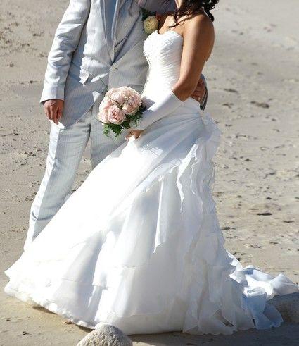 Très belle robe de mariée Pronovias t. 38/40 d'occasion