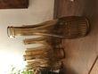Vases marrons pour décoration de table mariage - Occasion du Mariage