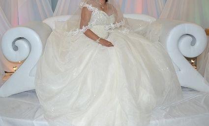 Robe de mariée princesse  - Occasion du Mariage