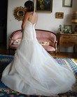 Robe de mariée pas cher Hervé Mariage 2012 - Occasion du mariage