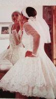 Location de robe de mariée dentelle calais - Occasion du Mariage