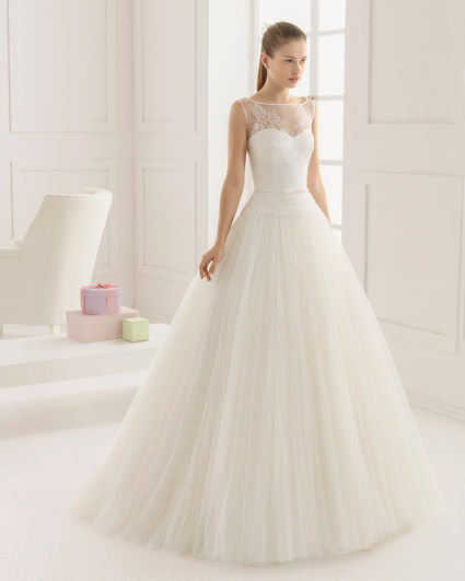 Superbe robe mariée Two by Rosa Clara – Eco occasion - Moselle