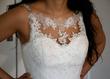 Robe de mariée Maria de St Patrick + jupon offert - Paris