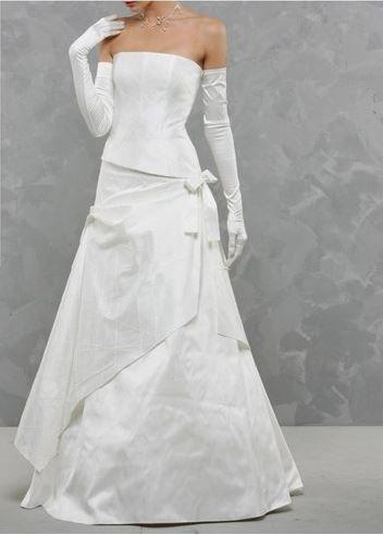 Robe de mariée Pronuptia, collection Kyoto, modèle Manara