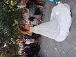 La sposa 36/38 Traîne et dentelles - Occasion du Mariage