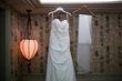 Robe de mariée classe, et raffinée de marque Pronuptia