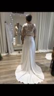 Jolie haut + jupe neuf créatrice  - Occasion du Mariage