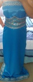 Robe kabyle moderne pour mariage - Occasion du Mariage