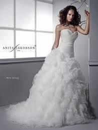 Robe de mariée Anita jakobson modèle New Jersey d'occasion