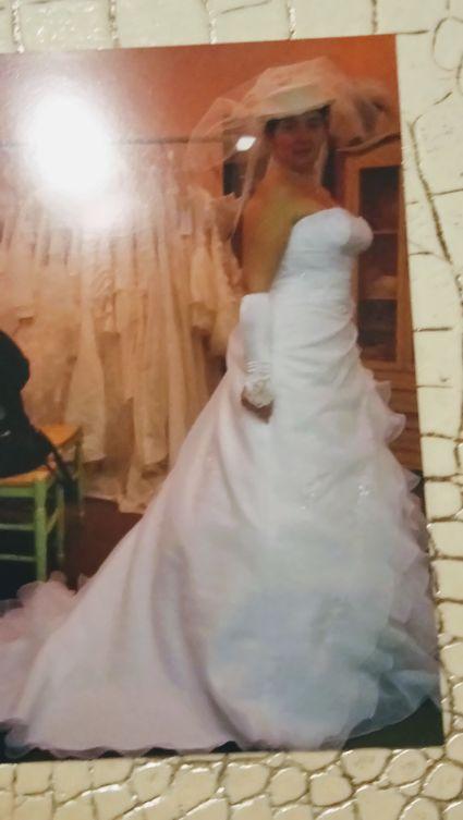 Robe de mariée  - Bouches du Rhône