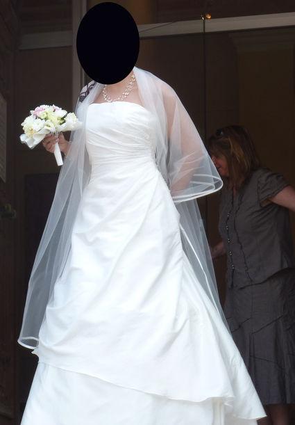 robe de mariée jouvence ivoire pas cher - Occasion du Mariage