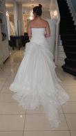 robe de mariée très glamour - Yvelines