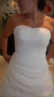 robe de mariée très glamour - Occasion du Mariage