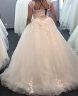 Magnifique robe de mariée avec cape - Occasion du Mariage