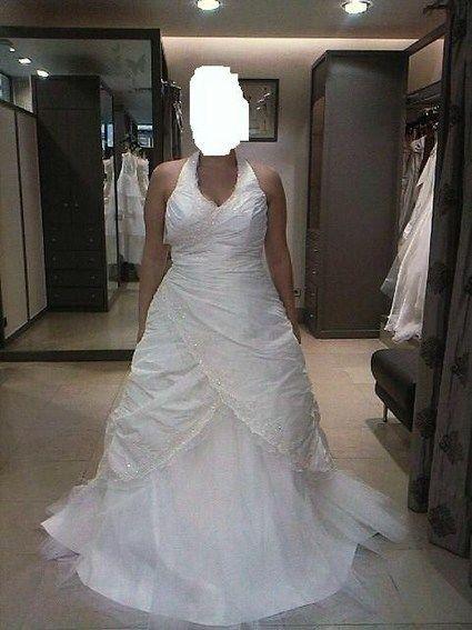 Robe de mariée neuve et pas cher en Rhône-Alpes 2012 - Occasion du mariage