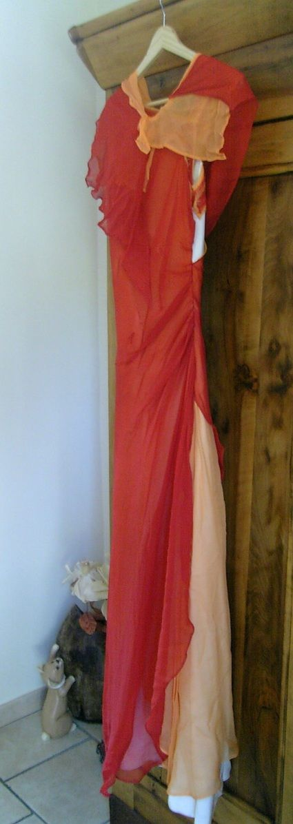 Robe de mariée unique par créateur de robes de mariées