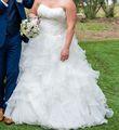 Robe de mariée T42-44 - Occasion du Mariage