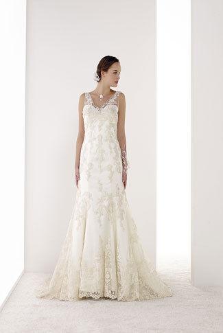 robe de mariée astride - Manche